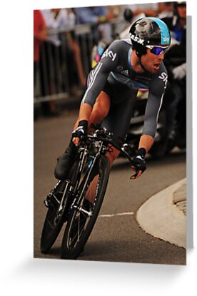 Mark Cavendish by Eamon Fitzpatrick
