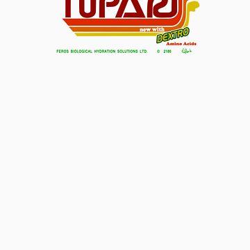 Tupari Logo Orange by efleck