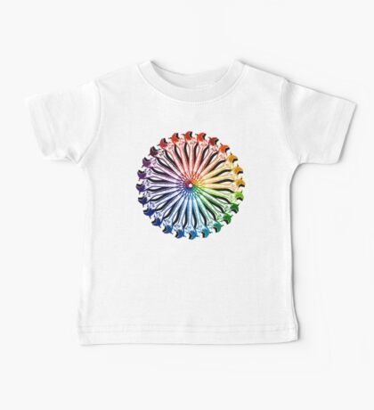 Wrench Color Wheel B Kids Clothes