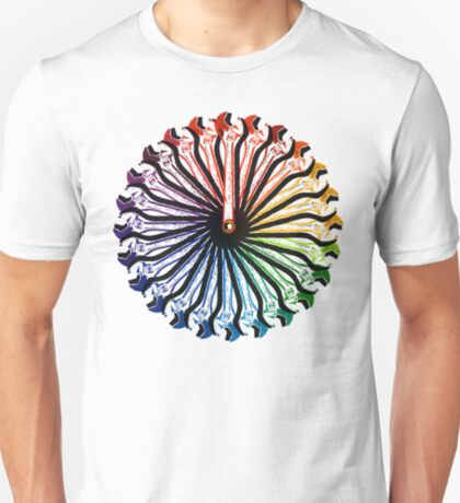 Wrench Color Wheel A T-Shirt