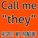 Them/they pronouns by dapperli