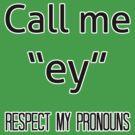 Ey/em pronouns by dapperli