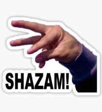 Shazam! Sticker