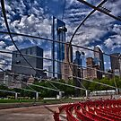 Chicago Through The Web by Adam Northam