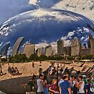 City in a Bubble by Adam Northam