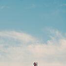 Hot air balloon ride by Raquel Perryman