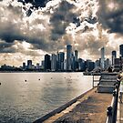 View from Navy Pier 2 by Adam Northam