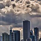 Striking Cityscape 2 by Adam Northam