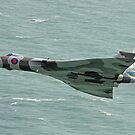Vulcan XH558 from Beachy Head 3 by Colin  Williams Photography