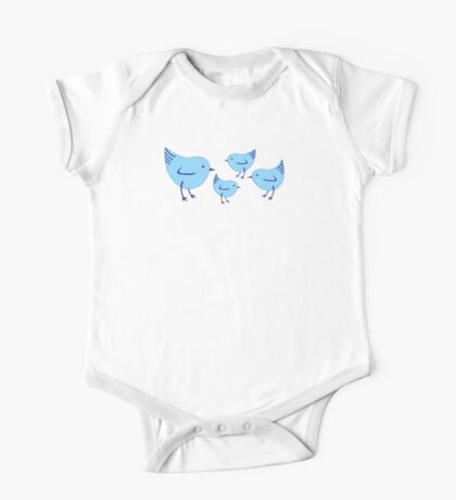 bluebirds Kids Clothes