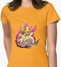 I MAIN DEDEDE Women's Fitted T-Shirt