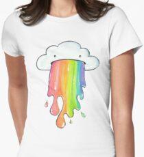 cute rainbow cloud  T-Shirt