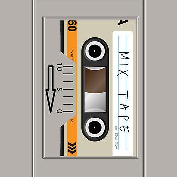 Mix Tape by starman2112