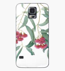 Eucalyptus leucoxylon - Yellow Box with Red Flowers Case/Skin for Samsung Galaxy