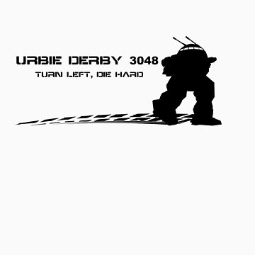 Urby Derby  by DesignsbyMatt
