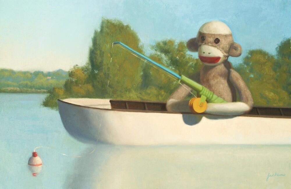 Gone Fishing by Jason Daniel Jackson