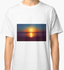 Golden Sunshine Surf and Sand Classic T-Shirt