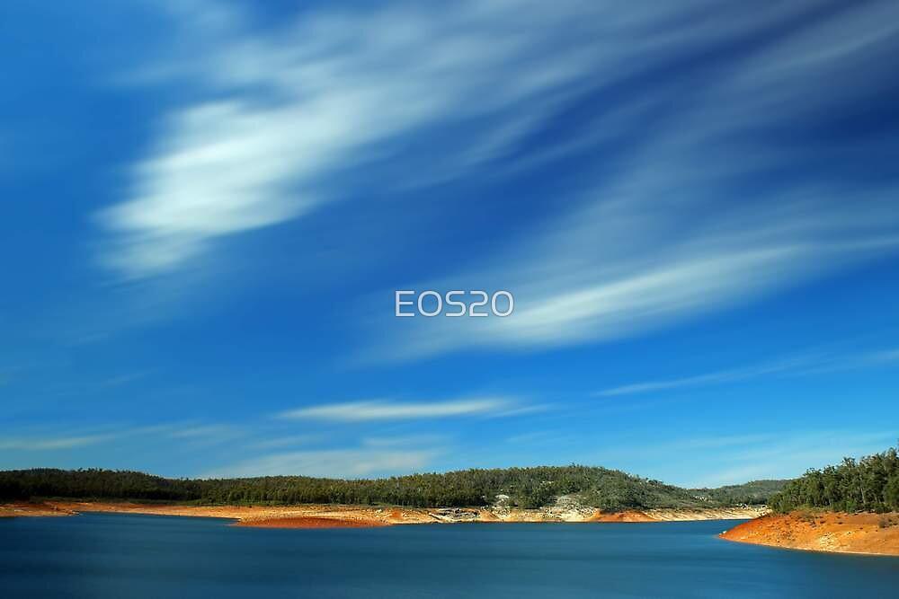 Canning Dam - Western Australia  by EOS20