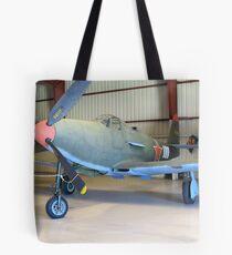 Bell P-39 Aircobra - On Display Tote Bag