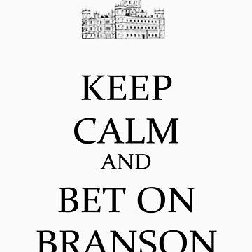 bet on Branson (black) by YumeSakurai