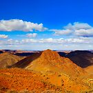 Flinders Ranges, South Australia by Amber  Williams