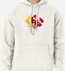 Summer Flower Pullover Hoodie