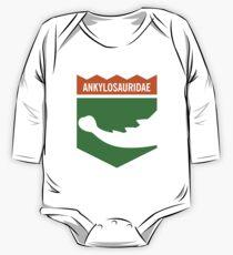Dinosaur Family Crest: Ankylosauridae Kids Clothes