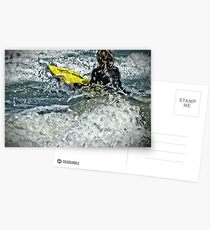 The Boogie Boarder Postcards