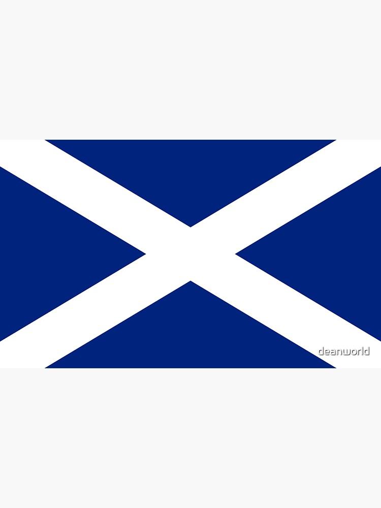 Schottisches Unabhängigkeits-Flaggen-Schottland-T-Shirt von deanworld
