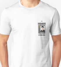 Torchwood Ianto Jones ID Shirt Unisex T-Shirt