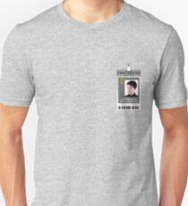 Torchwood Jack Harkness ID Shirt T-Shirt