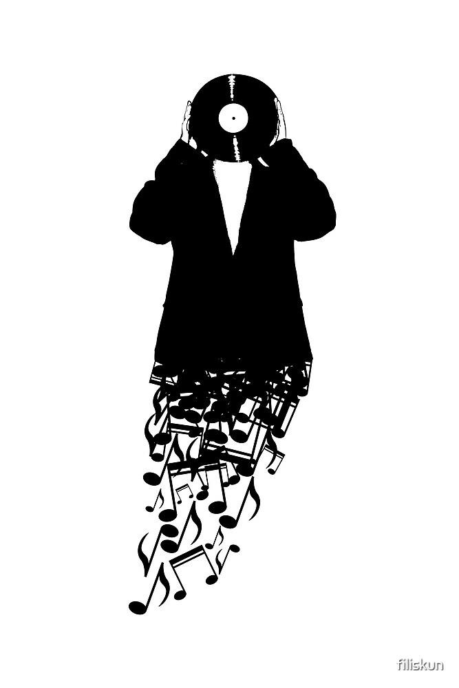 Musicman by filiskun