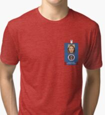 Fringe Division Olivia Dunham Tri-blend T-Shirt