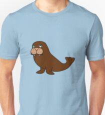 Curious Walrus Unisex T-Shirt