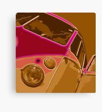 VW Split Screen Camper Canvas Print