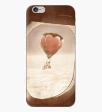 Saturday Dream - A Plane with a View iPhone Case