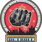 Joe Louis Detroit Pride Power Punch by Elena Maria
