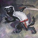 Ninja Honey Badger by Ellen Marcus