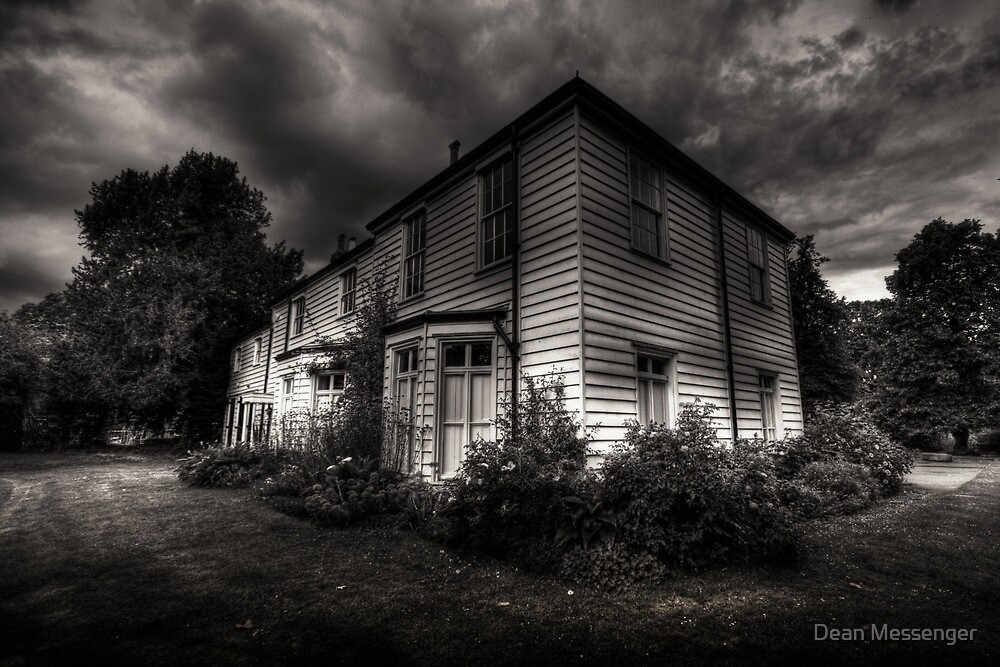 Morden hall Cottages by Dean Messenger