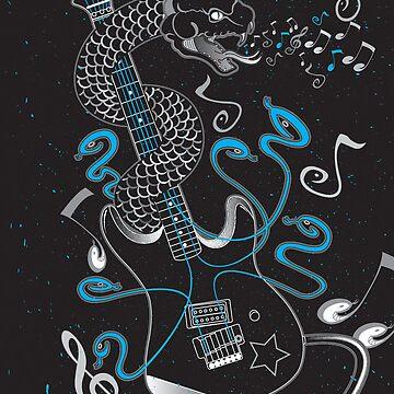 6 Strings of Venom Revised! by DPITT72
