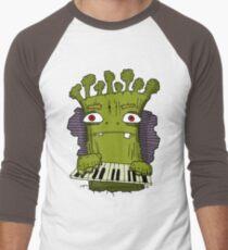 Broccoli Man Men's Baseball ¾ T-Shirt