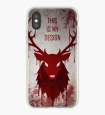 Hannibal: This Is My Design iPhone Case