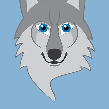 Wolf by bearrydesigns