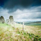 Three Brethren, Scottish Borders by Iain MacLean
