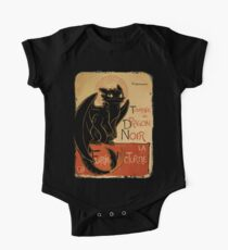 Le Dragon Noir Kids Clothes