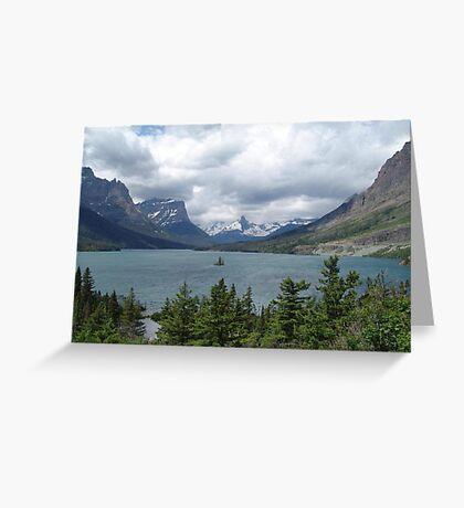 WILD GOOSE ISLAND - SWIFT CURRENT LAKE  Greeting Card