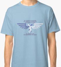 Let Friendship Be Magic Classic T-Shirt
