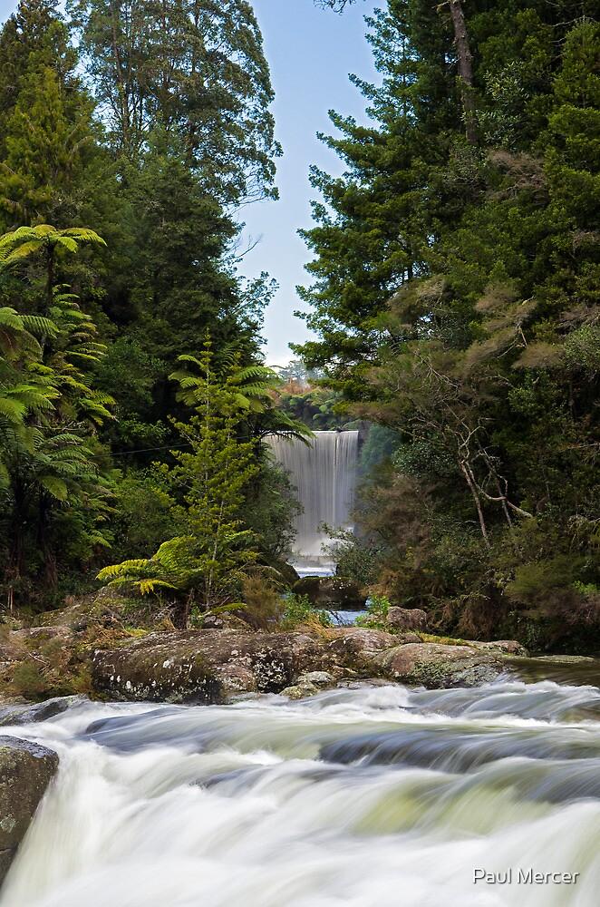 The other Mclaren Falls by Paul Mercer