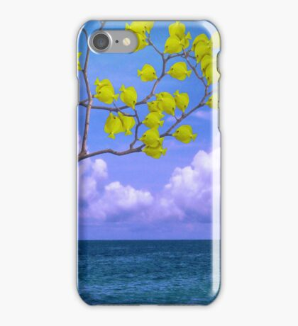 Yellow Fish iPhone Case/Skin