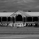 Victoria Park Racecourse by Gavin Kerslake